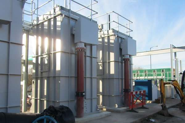 Secondary filtration in wastewater treatment